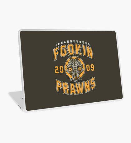 Fookin Prawns Laptop Skin