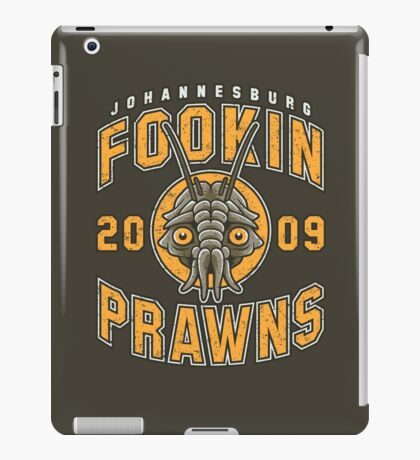 Fookin Prawns iPad Case/Skin
