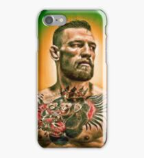 holy mcgregor iPhone Case/Skin