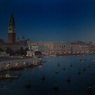...Venice  at night... by John44