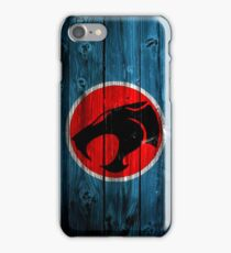 Thundercats Symbol iPhone Case/Skin