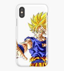 Coque Dragon Ball Z - Son Goku iPhone Case/Skin
