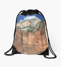 Zion Canyon Drawstring Bag