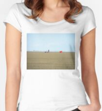 Sand Racer Women's Fitted Scoop T-Shirt