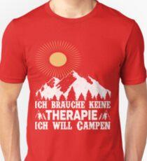 Ich Liebe Campen T-Shirt
