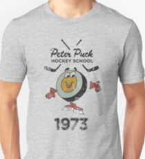 Peter Puck School of Hockey T-Shirt