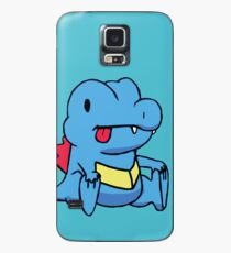Derp Totodile Case/Skin for Samsung Galaxy
