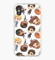 Six of Crows Pattern iPhone Case