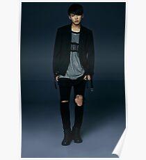 BTS DARK&WILD JUNGKOOK Poster