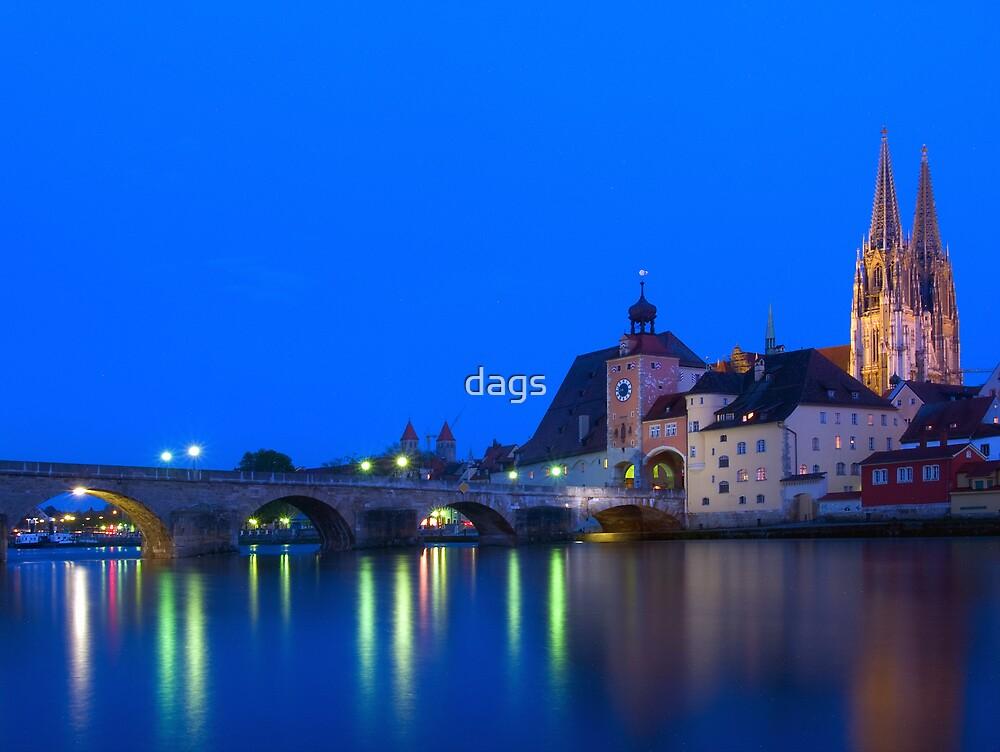 Regensburg by dags