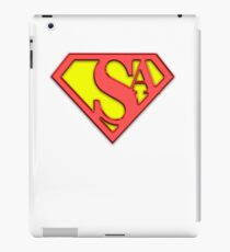 SysAdmin Super Hero iPad Case/Skin
