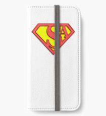 SysAdmin Super Hero iPhone Wallet/Case/Skin