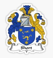 Short  Sticker