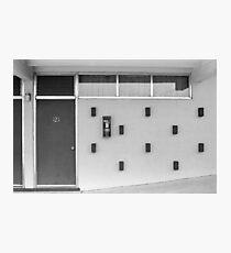 Room 121 Photographic Print