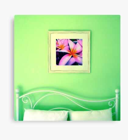 Calypso Dreams Canvas Print