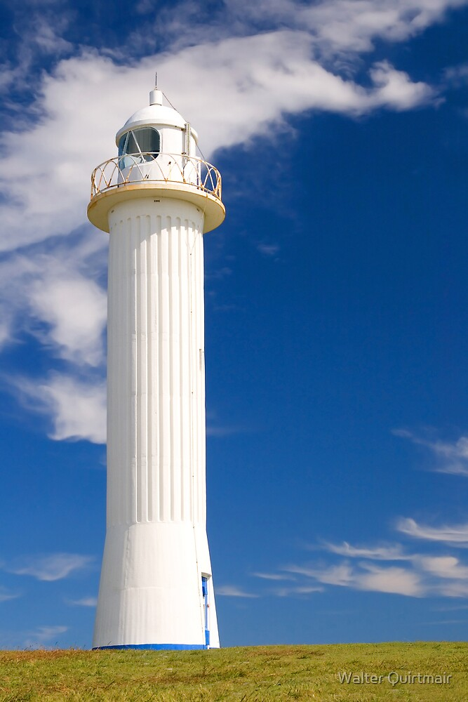 Yamba Lighthouse by Walter Quirtmair