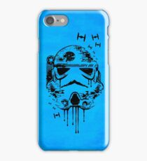 Storm is coming blue iPhone Case/Skin