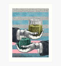 FOOD #drink Art Print