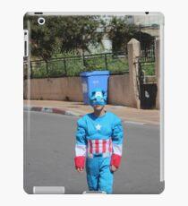 Captain murica iPad Case/Skin