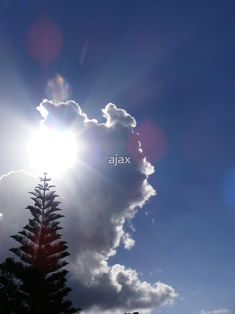 christmas tree light by ajax
