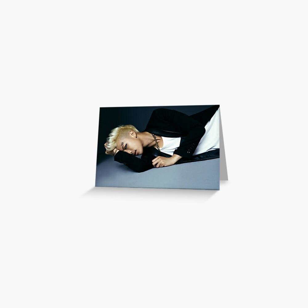 BTS DARK & WILD RM Grußkarte
