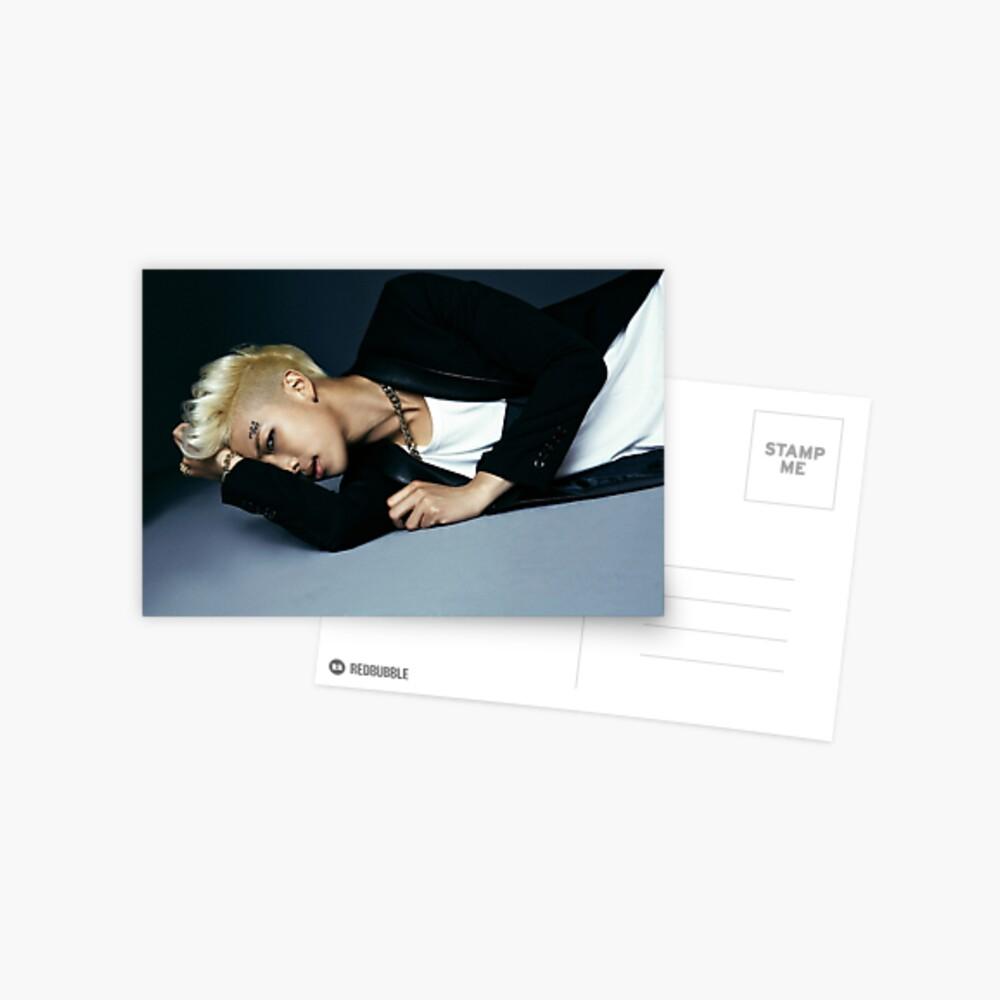 BTS DARK & WILD RM Postkarte
