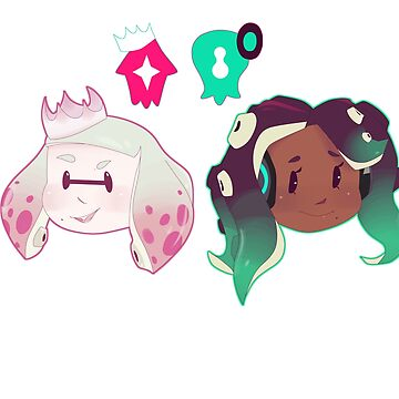 Off The Hook- Marina and Pearl by JazzCakes