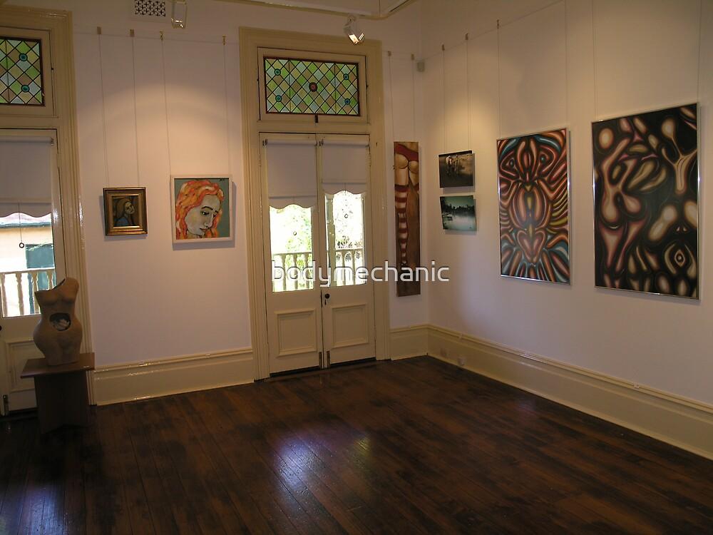 G26 exhibition at braemar gallery springwood 6 by bodymechanic