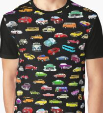 CARS CARS CARS Graphic T-Shirt
