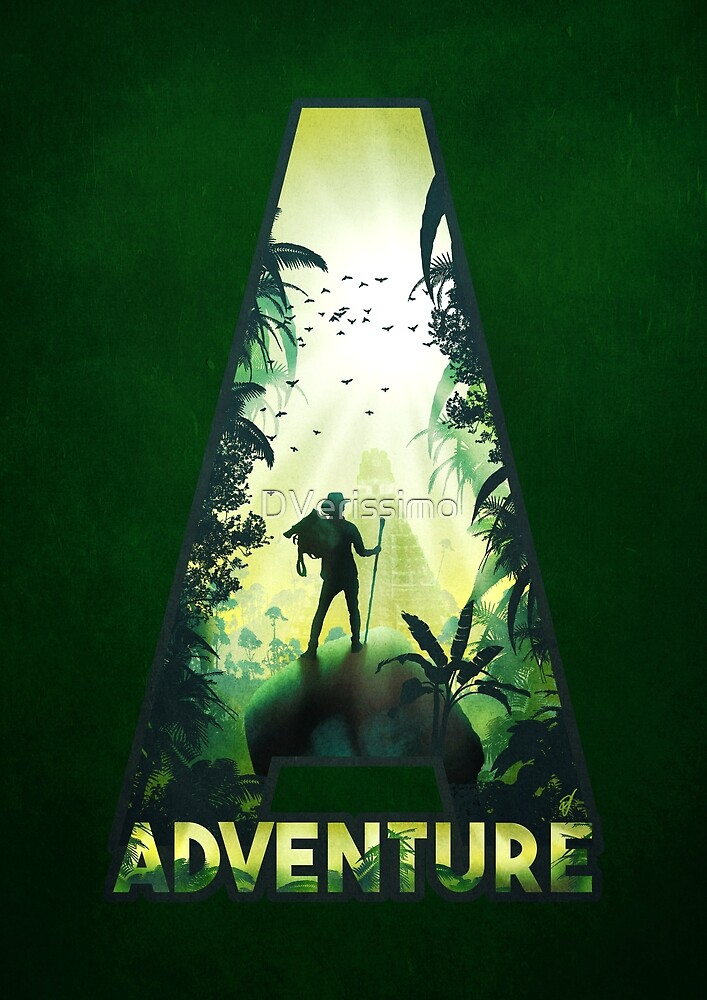 A for Adventure by DVerissimo