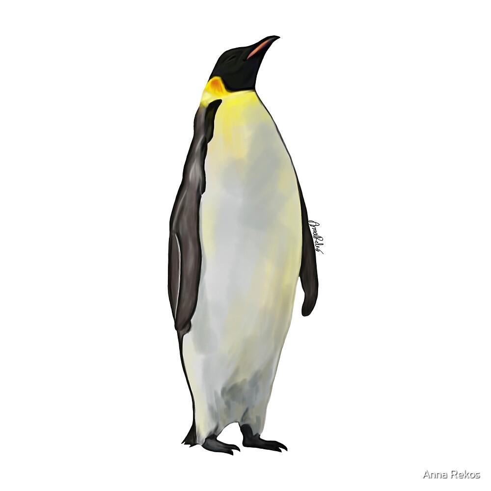 Penguin  by Anna Rekos