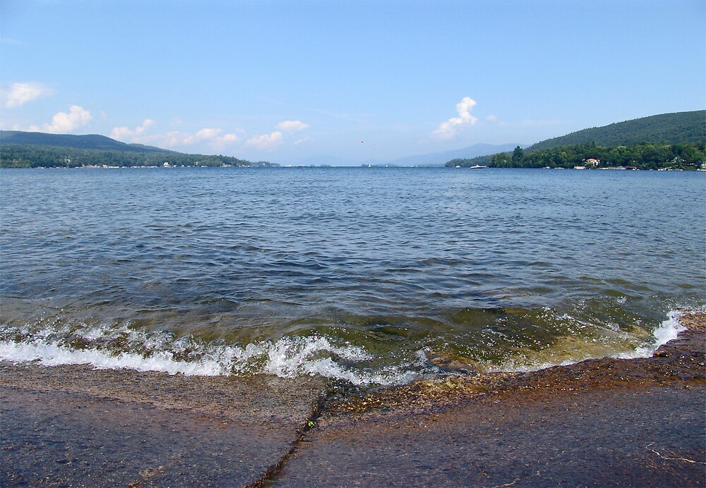 Lake George by Judy Olson