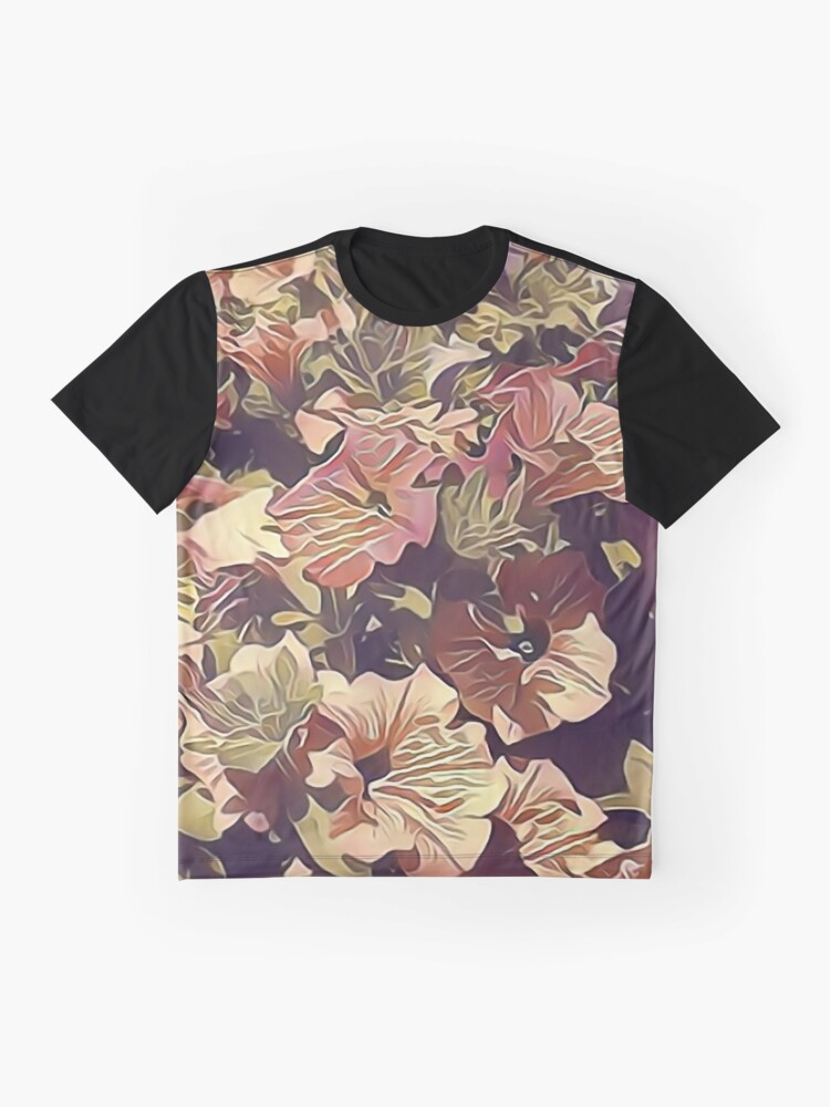 Alternate view of New Flowers, New Hopes Graphic T-Shirt