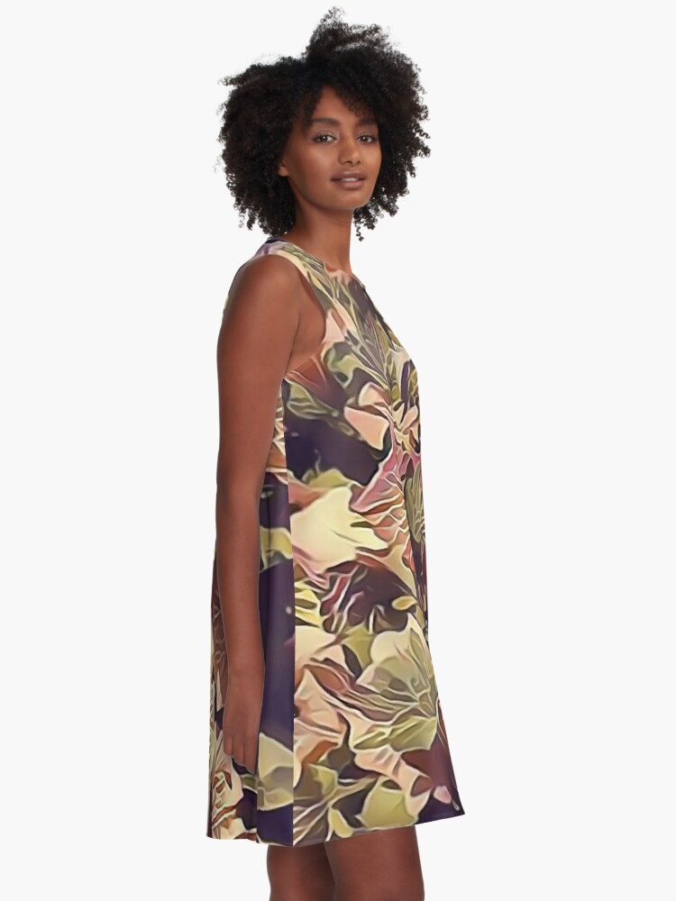 Alternate view of New Flowers, New Hopes A-Line Dress