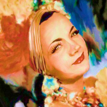 Carmen Miranda by FrankChapman