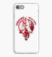 Millions of deads cops TEXAS PUNK MDC iPhone Case/Skin
