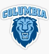 Columbia Lions  Sticker