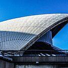 Sydney Opera House 3 by Hannah Larsson