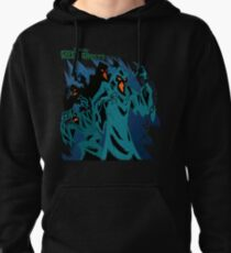 SD Green Ghosts Pullover Hoodie