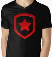 Gambit Gaming (NO TEXT) Men's V-Neck T-Shirt