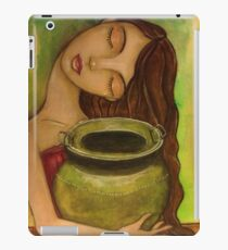 pandora's jar iPad Case/Skin