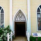 Church at Avonlea Village, Cavendish, PEI Canada by Shulie1