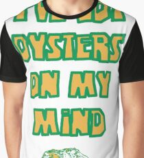Oysters Graphic T-Shirt