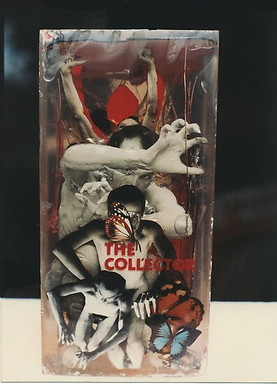 """""""The Collector""""1985 Front by Cathie Brooker"""