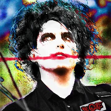 Robert Smith by SRAGLLEST