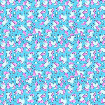 Majestic Unicorns by SweetIngenuity