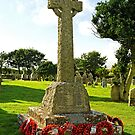 War Memorial, Chale, Isle of Wight by Rod Johnson
