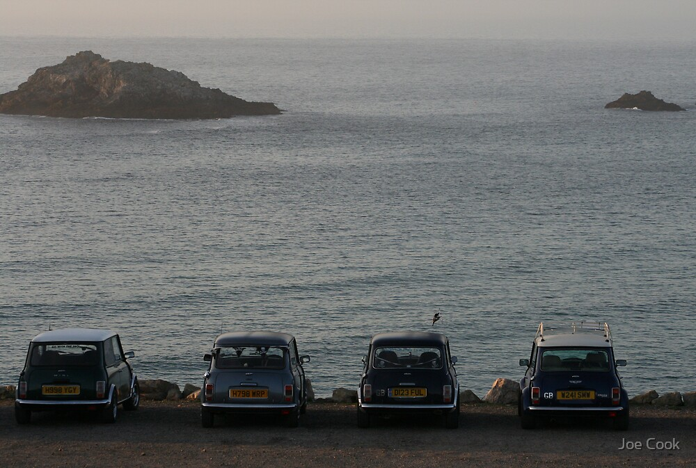 Newquay Minis by Joe Cook