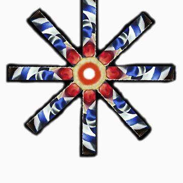 solar wheel by teej