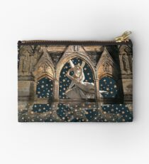 Eros and Psyche Zipper Pouch